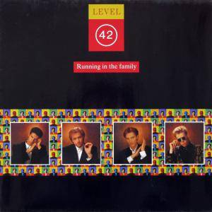 Level 42: Running In The Family (LP) - Bild 1