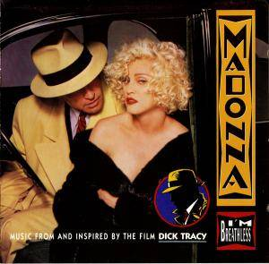 "Madonna: I'm Breathless - Music From And Inspired By The Film ""Dick Tracy"" - Cover"