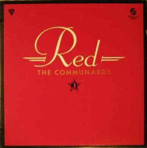 Cover - Communards, The: Red