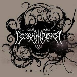 Cover - Borknagar: Origin