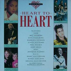 Heart & Soul - Heart To Heart - Cover
