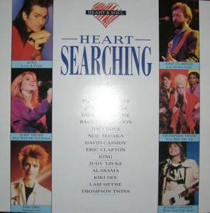 Cover - Paul King: Heart & Soul - Heart Searching