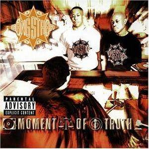 Gang Starr: Moment Of Truth - Cover