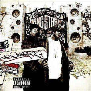 Gang Starr: Ownerz, The - Cover