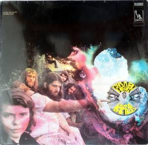 Cover - Canned Heat: Living The Blues