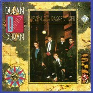 Duran Duran: Seven And The Ragged Tiger - Cover