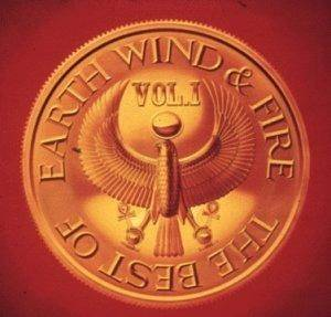 Earth, Wind & Fire: Best Of Earth, Wind & Fire Vol. I, The - Cover