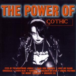 Power Of Gothic, The - Cover