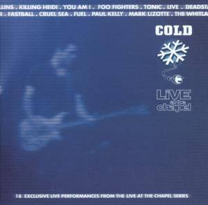 Cover - Deadstar: Cold Live At The Chapel