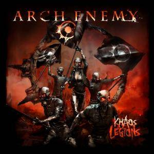 Arch Enemy: Khaos Legions - Cover