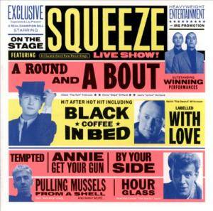 Squeeze: Round And A Bout, A - Cover