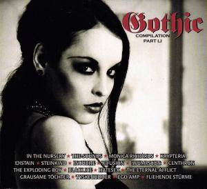 Cover - Klinke, Der: Gothic Compilation Part LI