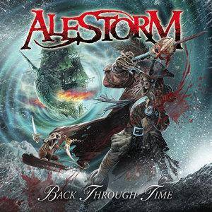 Cover - Alestorm: Back Through Time