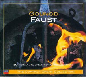 Charles Gounod: Faust - Cover