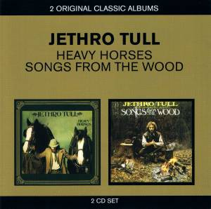 Jethro Tull: Heavy Horses / Songs From The Wood - Cover