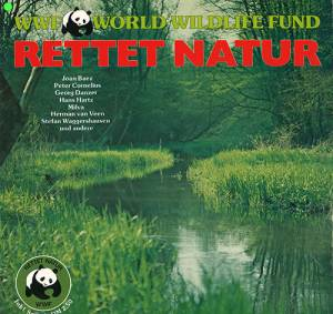 Rettet Natur - World Wildlife Fund - Cover