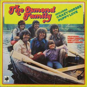Cover - Osmonds, The: Osmonds Family, The