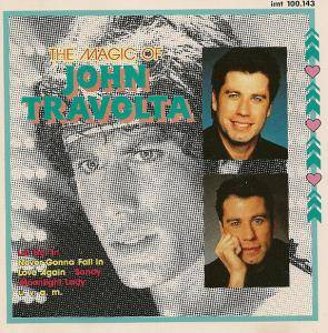 Cover - John Travolta: Magic Of John Travolta, The