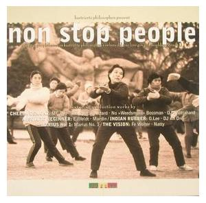Cover - Kastrierte Philosophen: Non Stop People