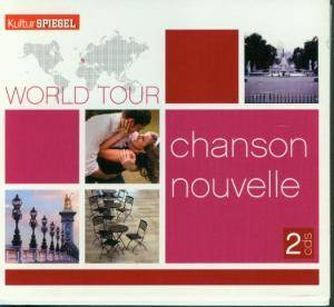 Cover - Fred: World Tour-Chanson Nouvelle