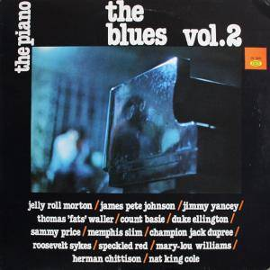 Cover - Speckled Red: Blues Vol. 2 - The Piano, The