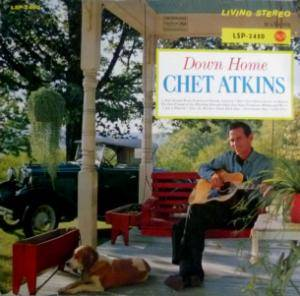 Cover - Chet Atkins: Down Home