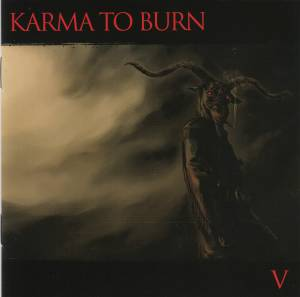Karma To Burn: V (CD) - Bild 1