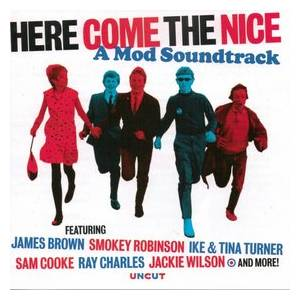 Cover - Folkes Brothers, The: Here Come The Nice: A Mod Soundtrack
