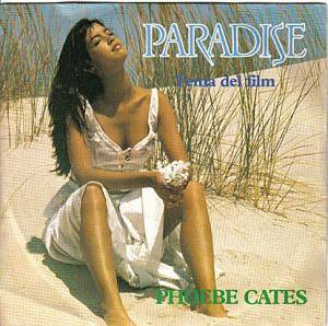 Phoebe Cates: Paradise - Cover