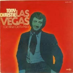 Cover - Tony Christie: Las Vegas