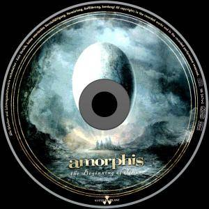 Amorphis: The Beginning Of Times (CD) - Bild 4