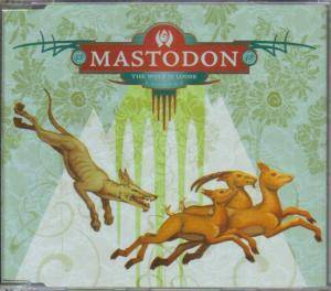 Mastodon: Wolf Is Loose, The - Cover