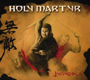 Holy Martyr: Invincible - Cover