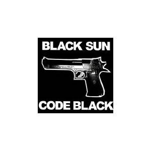 Cover - Black Sun: Code Black / First And Only