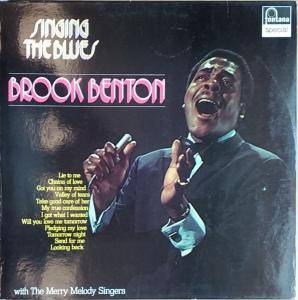 Cover - Brook Benton: Singing The Blues