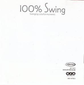 Cover - Jackie Trent: 100% Swing