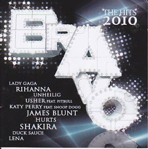 Cover - Duck Sauce: Bravo - The Hits 2010