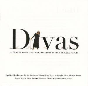 Cover - Edie Brickell: Divas - 32 Tracks From The World's Most Divine Female Voices