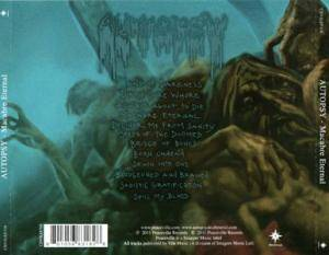 Autopsy: Macabre Eternal (CD) - Bild 2