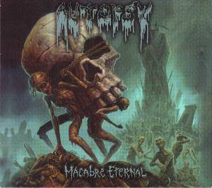Autopsy: Macabre Eternal (CD) - Bild 1