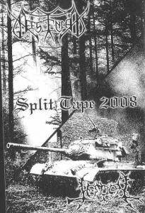 Cover - Terdor: Split Tape 2008