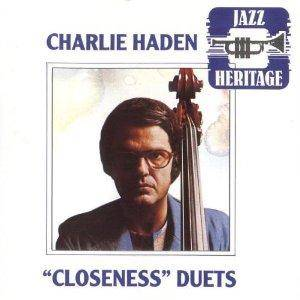 Cover - Charlie Haden: Closeness Duets