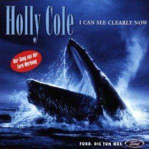 Cover - Holly Cole: I Can See Clearly Now