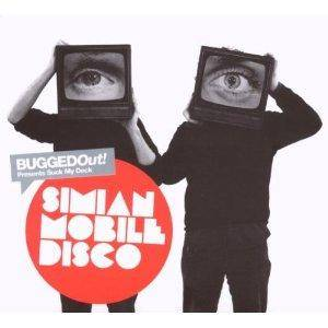 Cover - Holden: Bugged Out! Presents Suck My Deck Mixed By Simian Mobile Disco