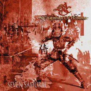 Cover - A Challenge Of Honour: Seven Samurai