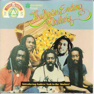 Cover - Wailers, The: Never Ending Wailers, The
