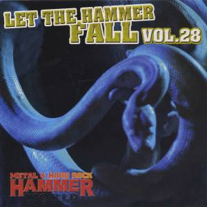 Let The Hammer Fall Vol. 28 - Cover