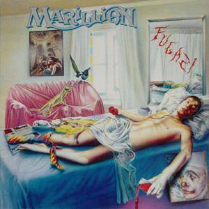 Marillion: Fugazi (LP) - Bild 1