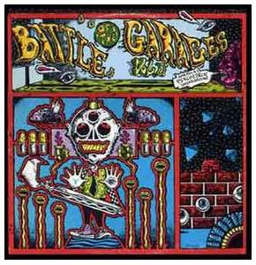 Cover - Vipers: Battle Of The Garages Vol. II