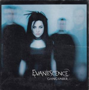 Cover - Evanescence: Going Under
